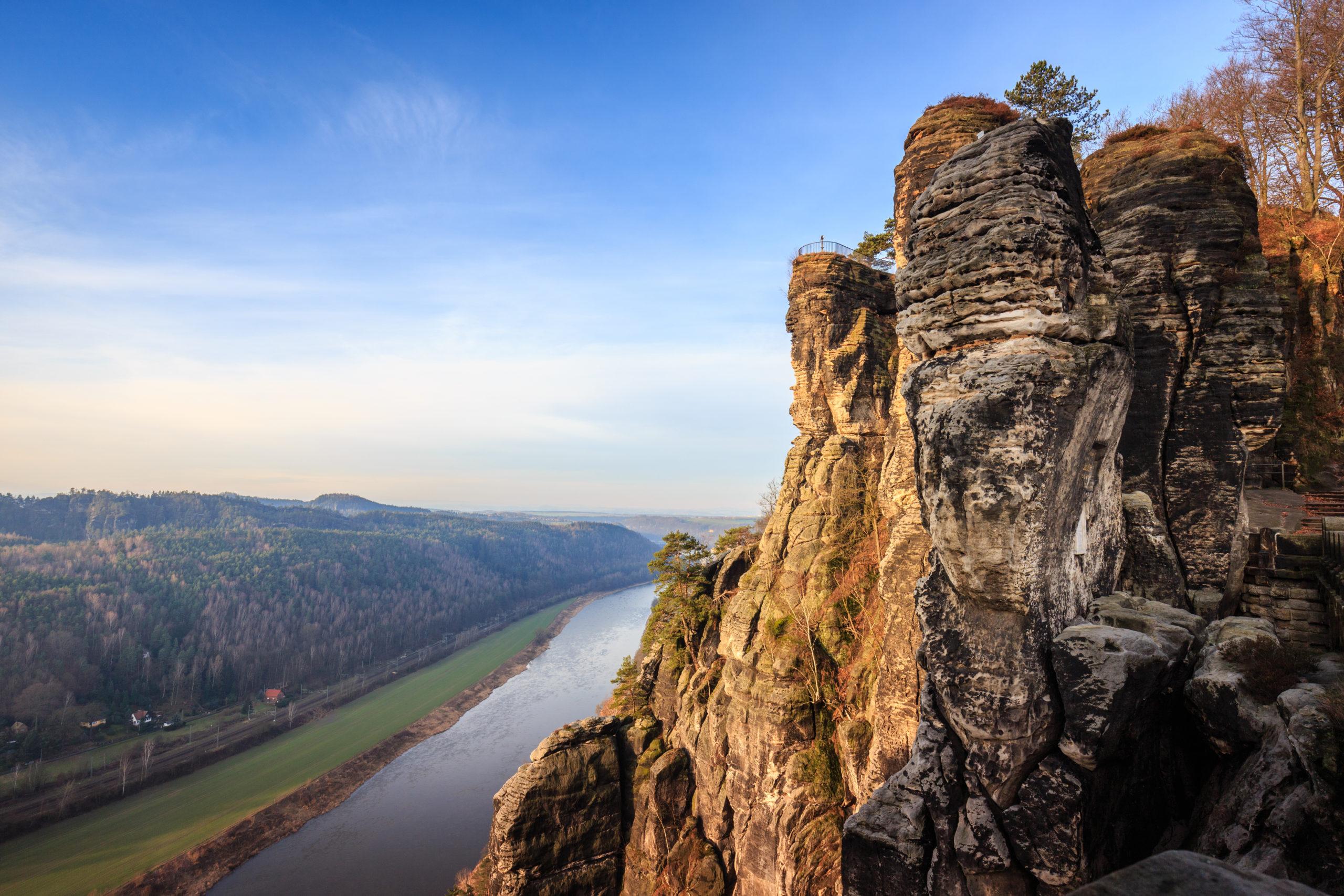 Sommerurlaub Ostdeutschland: Sächsische Schweiz