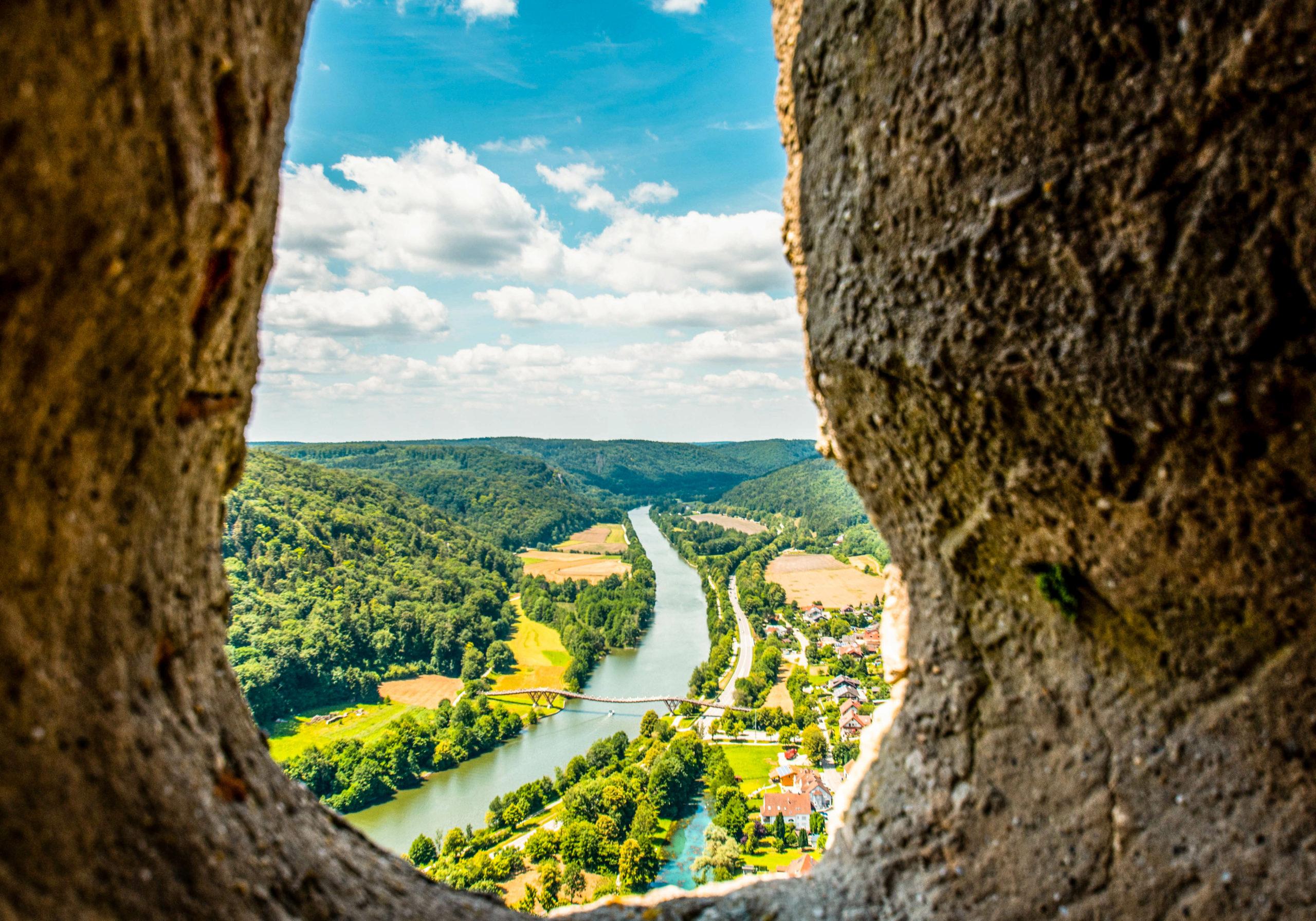 Sommerurlaub Süddeutschland: Altmühltal