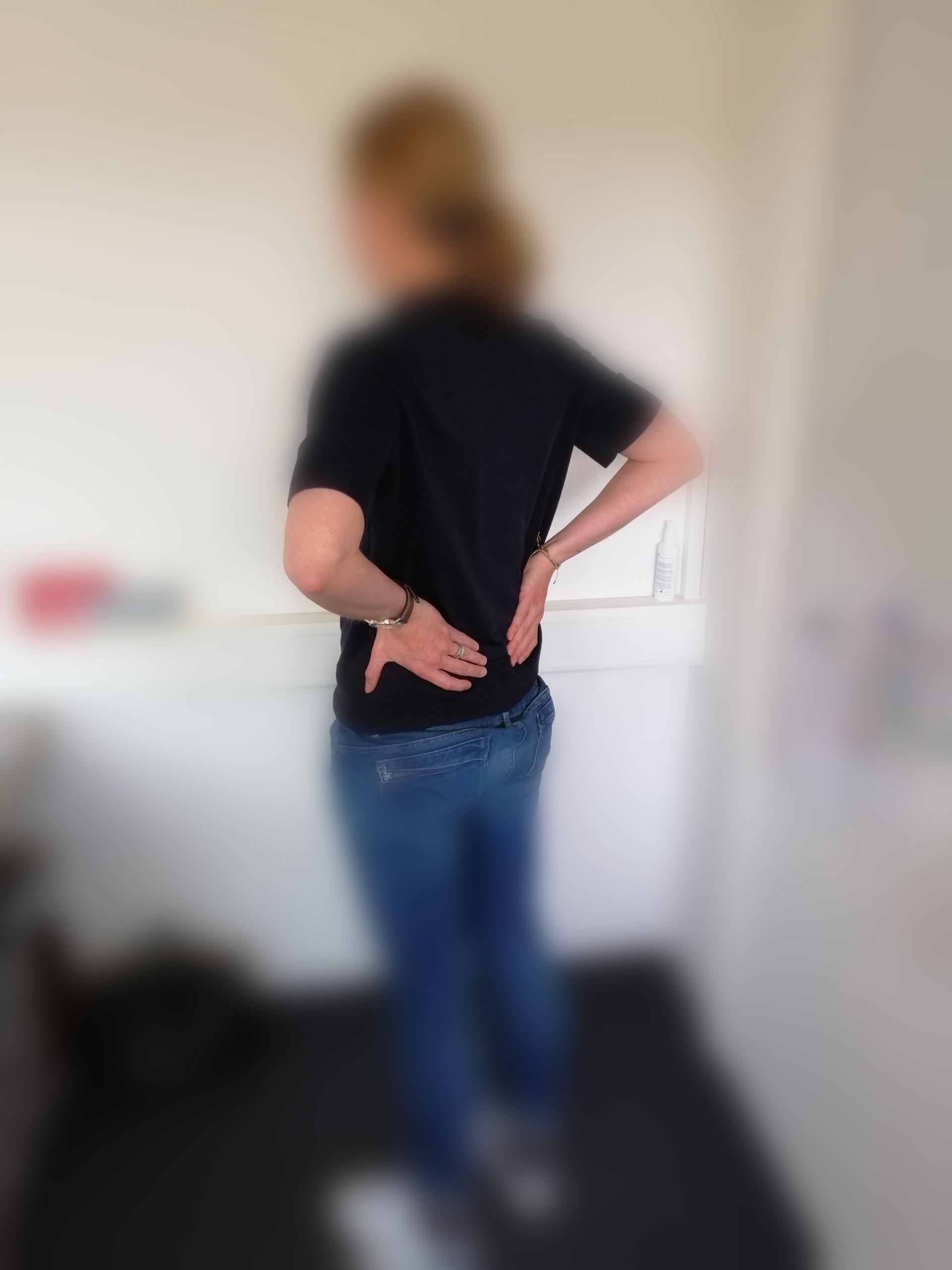 #JustForMe: Entspannung im Büroalltag - Rücken strecken