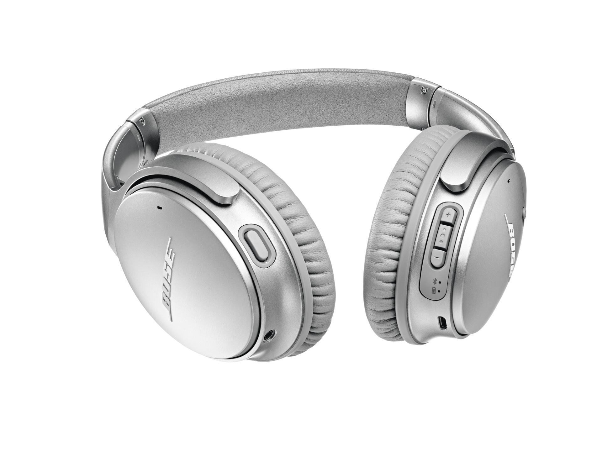 Lärm: Bose, Kopfhörer-Modell QUIETCOMFORT 35 II