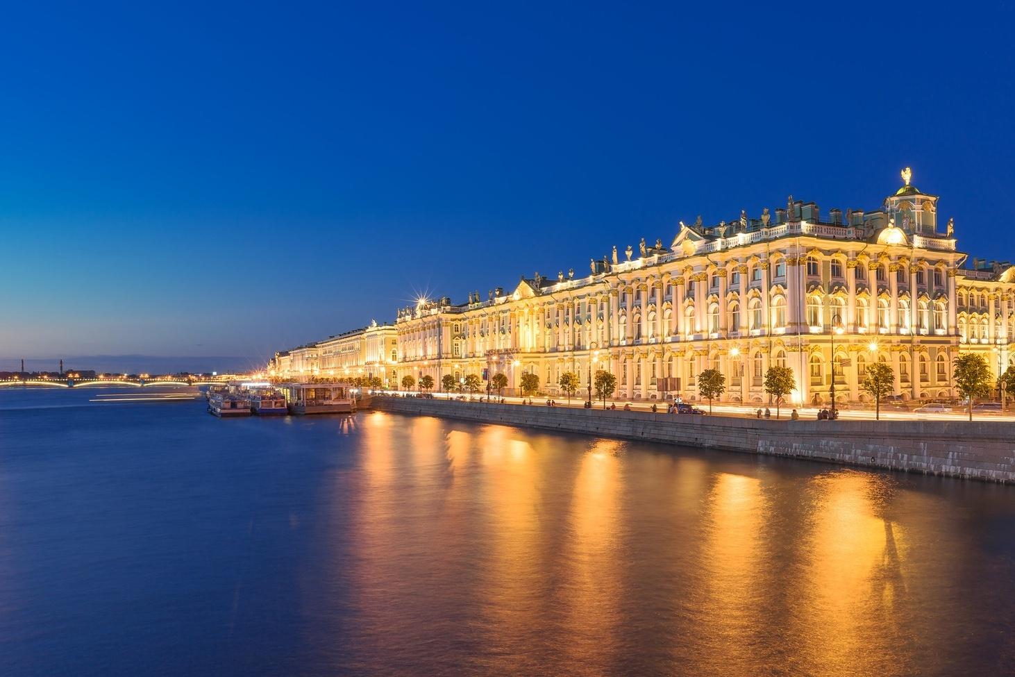 Sankt Petersburg: Weiße Nächte