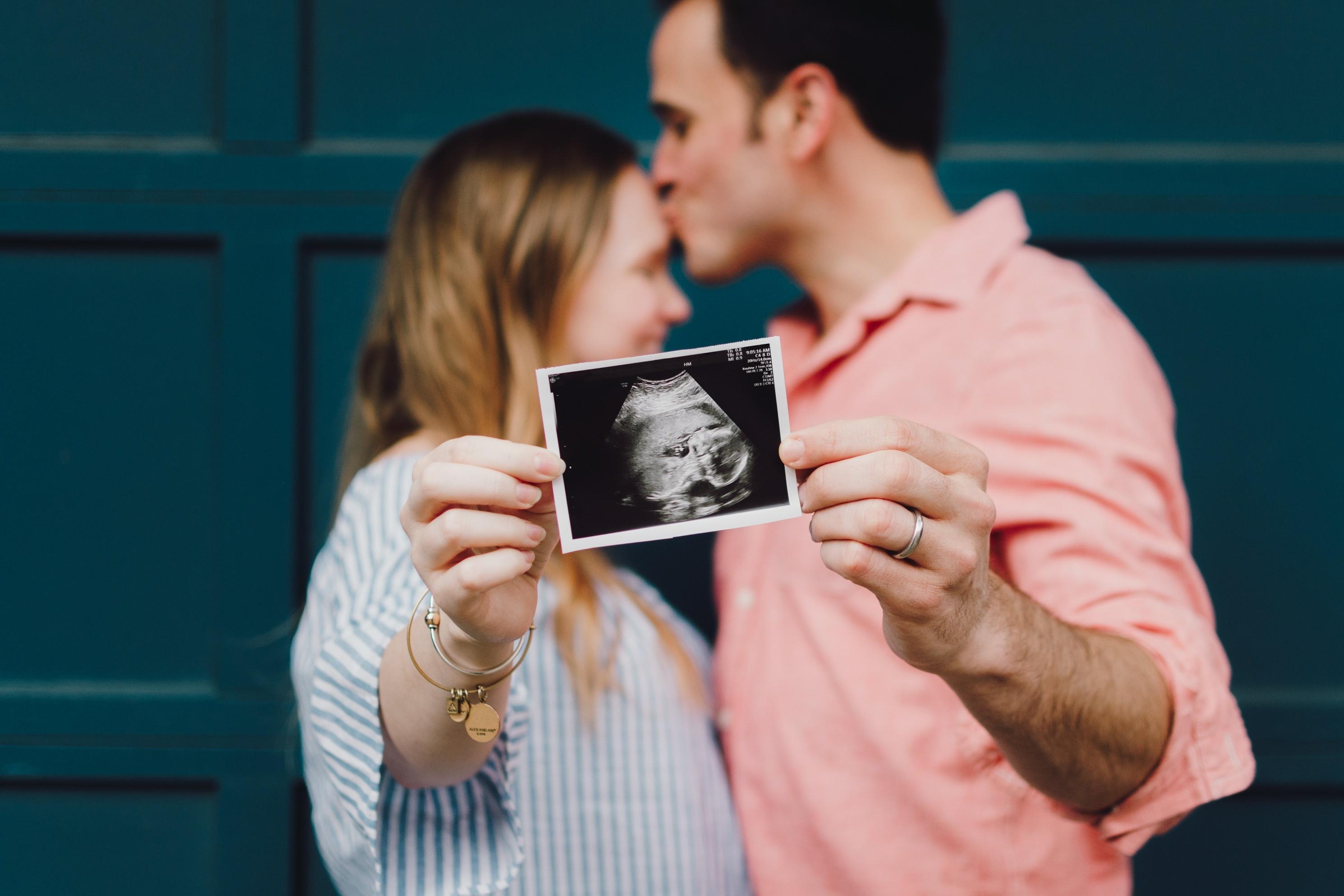 Baby in Sicht! Checkliste