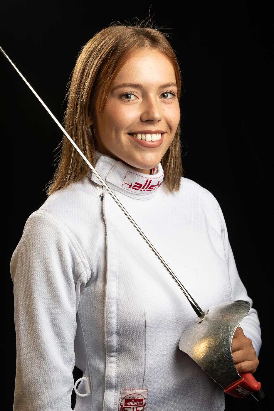 Olympia-PerspektivTeam: Porträt von Larissa Eifler