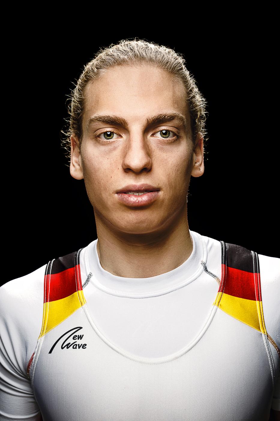 Olympia-PerspektivTeam: Porträt von Nikita Mohr