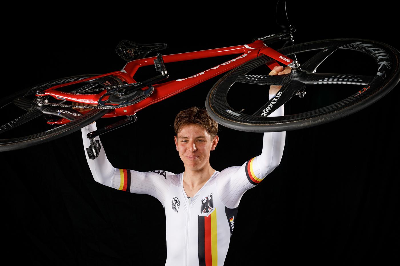Olympia-PerspektivTeam: Porträt von Tim Tom Teutenberg